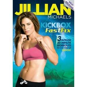 Jillian Michaels Kickbox FastFix: Jillian Michaels, Andrea