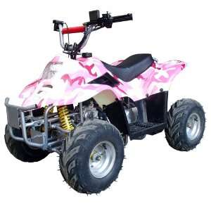 110cc Kid ATV With Fully Automatic Transmission and Remote
