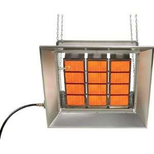 Products Infrared Ceramic Heater   NG, 120,000 BTU, Model# SG12 N