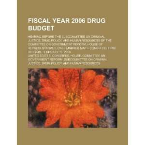 , Drug Policy (9781234311858) United States. Congress. House. Books