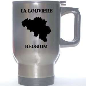 Belgium   LA LOUVIERE Stainless Steel Mug: Everything
