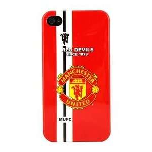 Manchester United Football Club Hard Case Cover for Iphone
