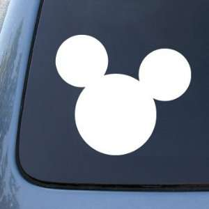 MICKEY MOUSE EARS   Vinyl Car Decal Sticker #A1540  Vinyl