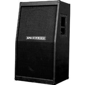 Slant 2x12 Guitar Speaker Cabinet 300W (4 Ohms) Musical Instruments