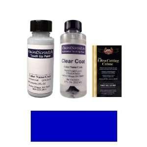 Oz. Le Mans Blue Metallic Paint Bottle Kit for 1993 Rolls Royce All