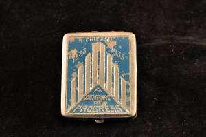 1933 Chicago World Fair Compact – NEAT