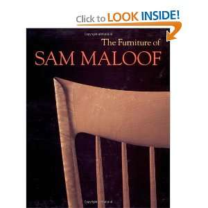 of Sam Maloof (9780393730807) Jeremy Adamson, Sam Maloof Books