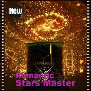 Starry Star Master Light Lighting Projector Romantic