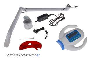 DENTAL WHITEN BLEACHING LIGHT LAMP Q2 WITH ARM TO CHAIR