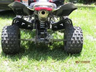 2008 Suzuki LTR 450 ATV Four Wheeler. Low Hours Great Deal!
