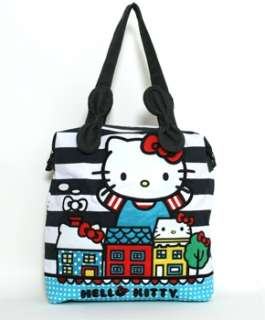 Tote Bag HELLO KITTY NEW Sanrio Kitty Cat City Hand Bag