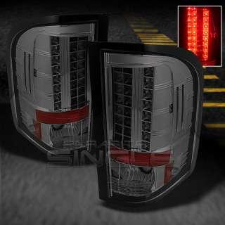 07 11 CHEVY SILVERADO PICKUP TRUCK 1500/2500/3500 HD LED SMOKE TAIL