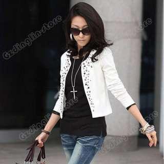 Korea Fashion Lady Women Long Sleeve Shrug Jacket #085