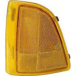 94 97 GMC SONOMA PICKUP CORNER LIGHT LH (DRIVER SIDE) TRUCK, With
