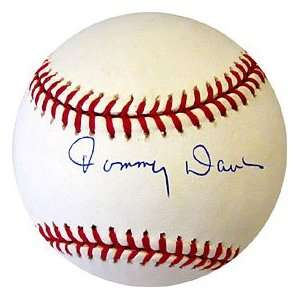 Tommy Davis Autographed / Signed Baseball Sports