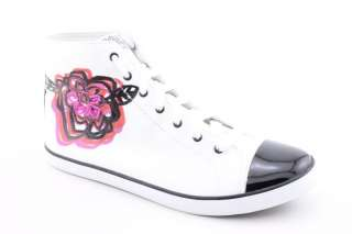 Coach Elecktra Womens SZ 8 White Shoes 663360308423