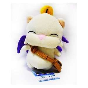 Final Fantasy XI Mini Moogle with Messenger bag 6 Plush