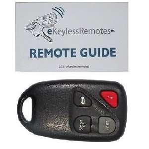 2001 2002 Mazda Millenia Keyless Entry Remote Fob Clicker