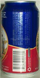 Fat Tire Amber Ale 12 ounce beer can *NICE* New Belgium