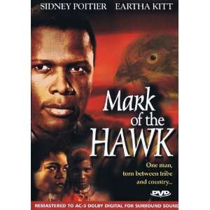 of the Hawk: Eartha Kitt, Sidney Poitier, Michael Audley: Movies & TV