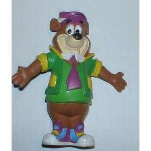 Hanna Barbera Yogi Bear Bendable Figure 5 Everything
