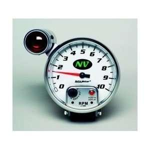 Auto Meter 7499 5IN NV/S SHIFT LITE TACH Automotive