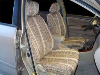 2003   2007 Chevy Silverado Custom Seat Covers in Black