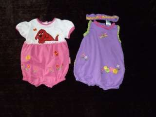 Baby Girl 12  18 Months Spring Summer Clothes Lot 35 Pieces Gymboree