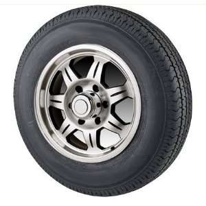 12 inch SAWTOOTH Aluminum Trailer Wheel/Tire Assembly 5