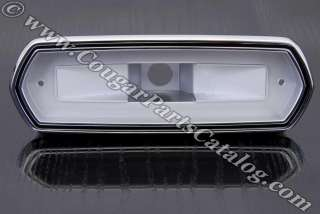 1968 Mercury Cougar / Cyclone Side Marker Light Bezels