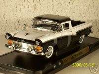 1957 Ford Ranchero 118 Diecast Car Truck Die Cast Cars