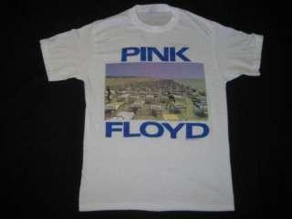 1988 PINK FLOYD VINTAGE TOUR T SHIRT CONCERT SOFT THIN