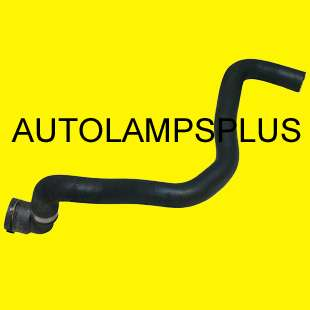 AUDI A6 2.8 QUATTRO Heater Hose 98 99 00 01 NEW CORE TO FLANGE