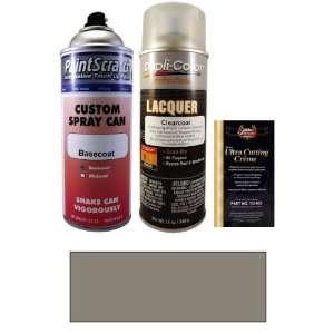 12.5 Oz. Dark Bronzemist Metallic Spray Can Paint Kit for