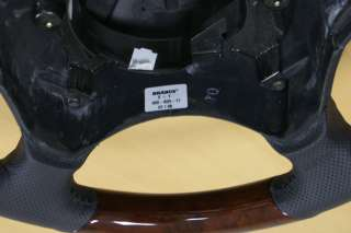 Mercedes Benz BRABUS E 1 Steering Wheel W208 W210 W463 OEM NEW