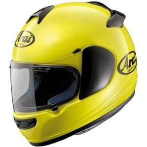 Arai Vector 2 Motorcycle Helmet   Florescent Yellow X