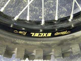 250 SXF EXCEL WHEEL REAR RIM . LOOKING TO PURCHASE MULTIPLE PARTS FOR