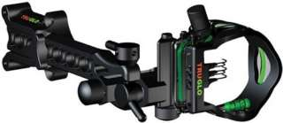 NEW TRUGLO MICRO BRIGHT 5 PIN XTREME BOW SIGHT TG5515DB