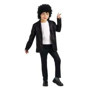 Michael Jackson Deluxe Billie Jean Jacket Child