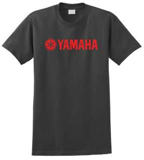 Yamaha Motorcycle T Shirt Sports Bike Racing