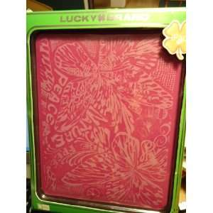 Lucky Brand Butterflies Bd Free iPad Soft Feel Silicone