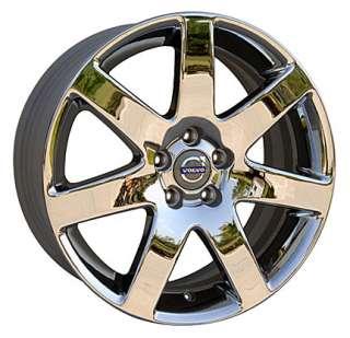 18 Rim Fits Volvo Chrome Venator Wheel 18 x 8