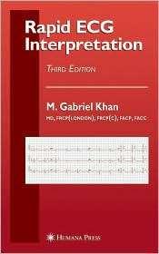 Rapid ECG Interpretation, (1588299791), M. Gabriel Khan, Textbooks