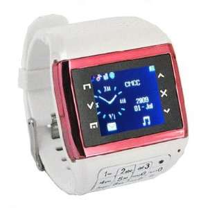 ZTO 1.4 Inch Touch Screen Quad Band Watch Phone with