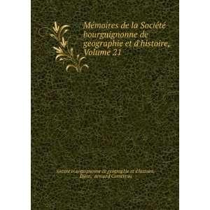 Société bourguignonne de geographie et dhistoire Books
