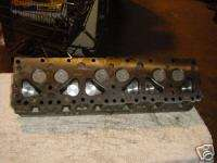 Chevy 235 261 rat rod Pickup Truck 6 Inline Rebuilt Cylinder Head