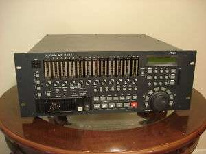 Tascam MX 2424 Digital Multi Track Recorder w/ IF AN24