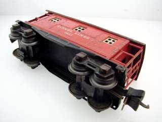 Lionel Lines #2657 Model Caboose Car Vintage USA Made |