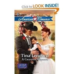 A Callahan Wedding (Harlequin American Romance