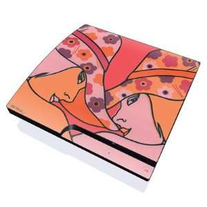 Retro Hats Design Skin Decal Sticker for the Playstation 3